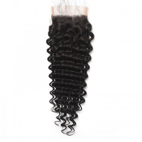 Deep Wave Brazilian Lace Closure