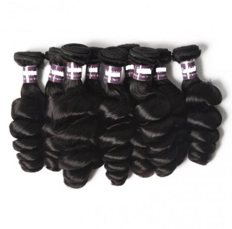 Loose Wave Brazilian Virgin Hair Bundles