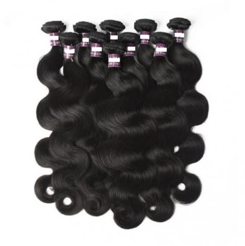 Body Wave Brazilian Virgin Hair Bundles