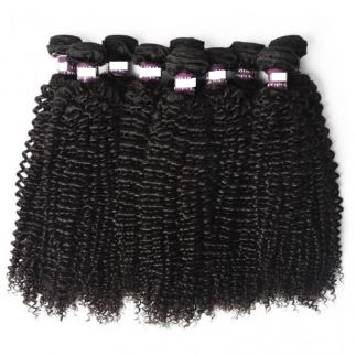 Kinky Curly Brazilian Virgin Hair Bundles
