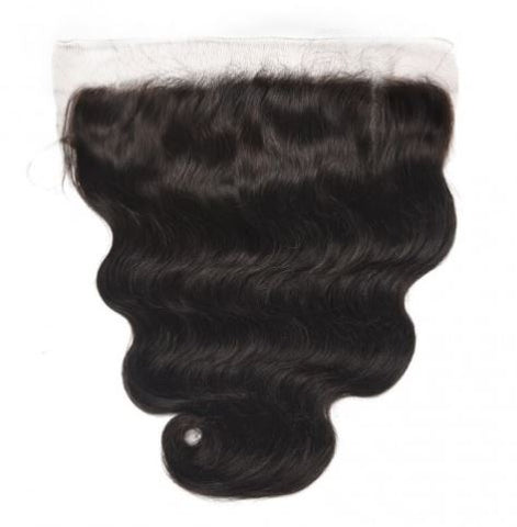 Body Wave Brazilian Virgin Hair Lace Frontal