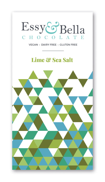 Dairy Free Milk Lime + Sea Salt