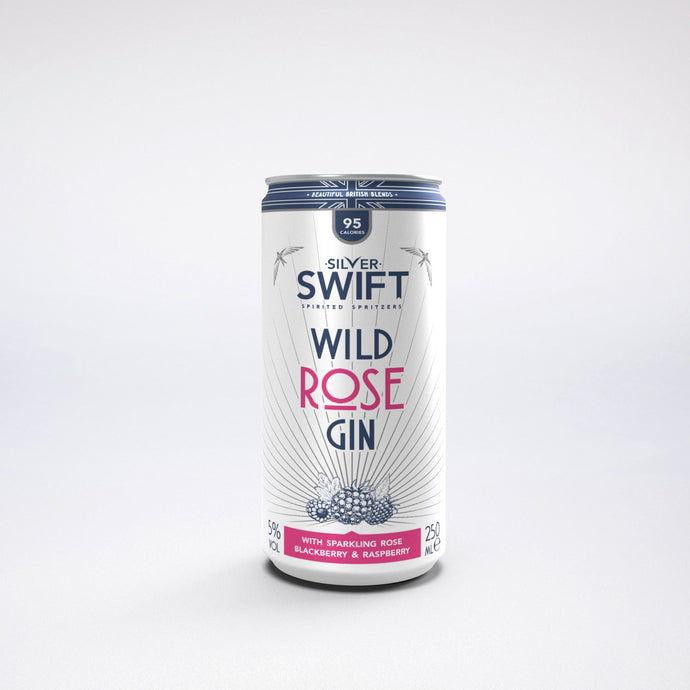 Silver Swift Rose Gin Spritzer