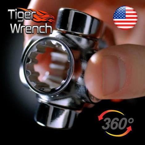 48 IN 1 TIGER TOOL WRENCH