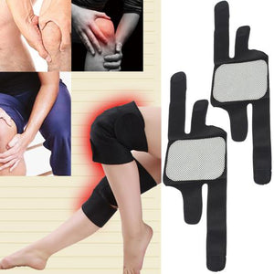 2PCS. KNEE MAGNETIC HEATING PAD