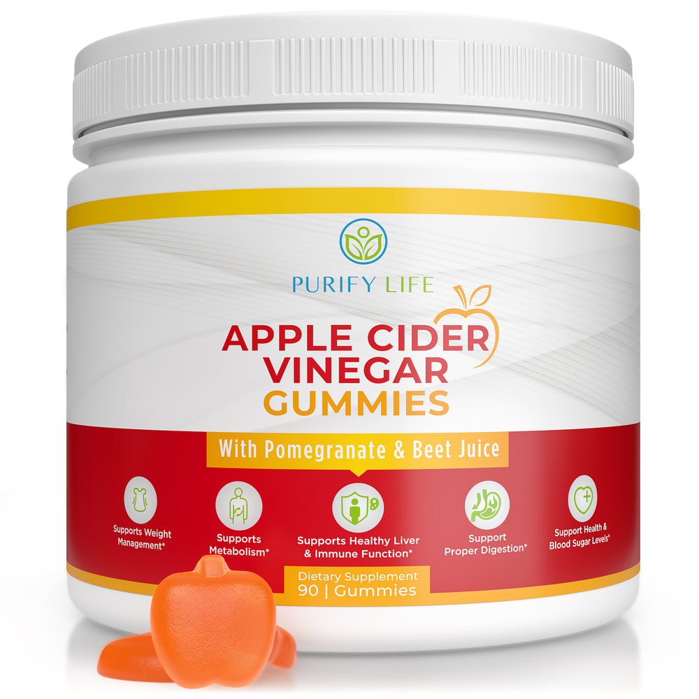 Apple Cider Vinegar Gummies As Weight Loss Alternative to Capsules, Nasty Vinegar, and Pills