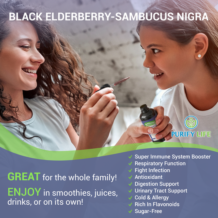 Elderberry Liquid Extract