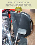 Softail Cross Bones OEM with black guard