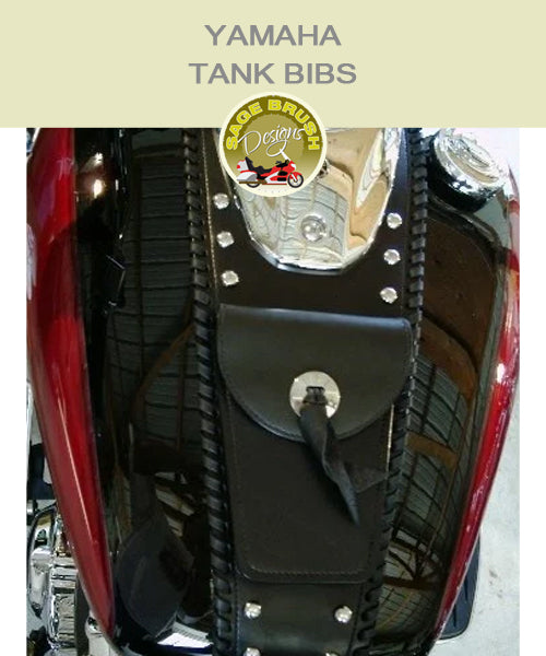 VSTAR Tank Bib with pocket, concho, studs, and side lacing