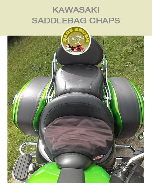 Saddlebag Chaps - Kawasaki Motorcycles