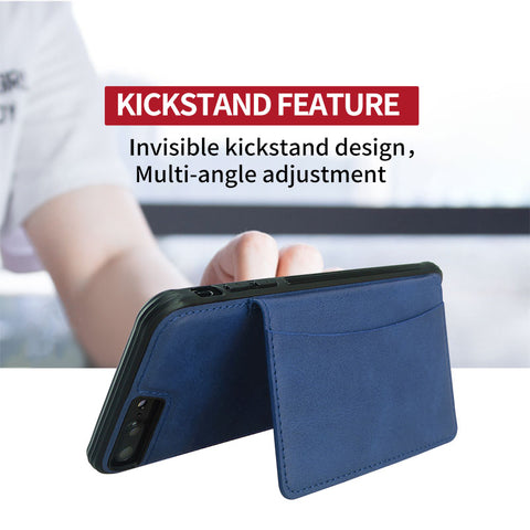 Luxury leather iPhone case 11 Pro Max Kickstand Wallet Magnetic Cover flip card Holder 2020 design