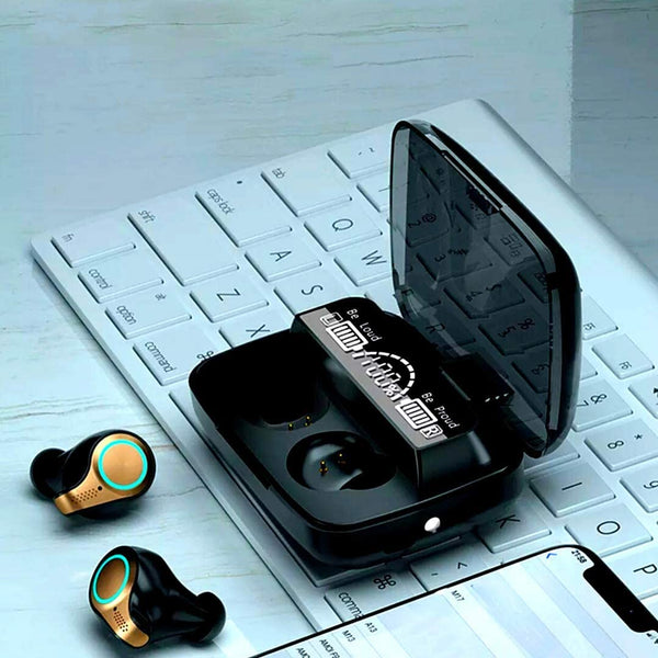 BLUETOOTH EARBUDS FOR SWIMMING