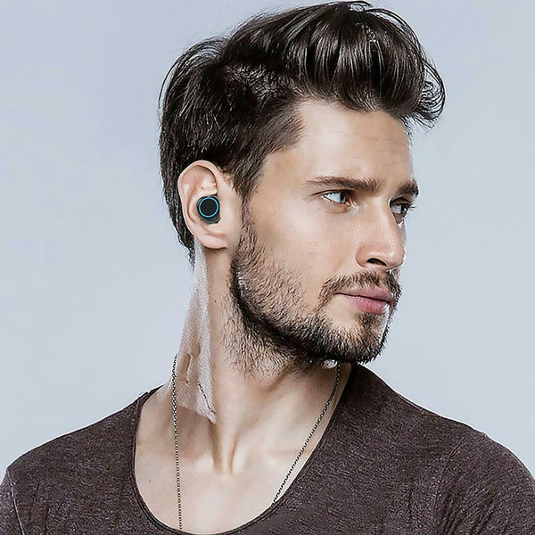 Earbuds for iPhone & Android Bluetooth headset Tws 5.0 noise canceling sport wireless earphone waterproof 2020 headphones