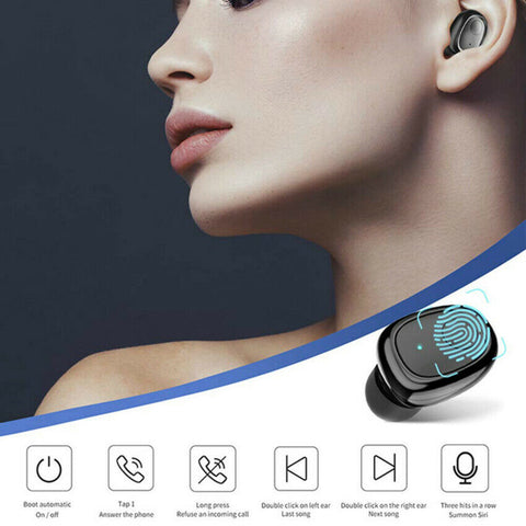 BLUETOOTH EARBUDS FOR IPHONE