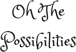 Oh The Possibilities Logo
