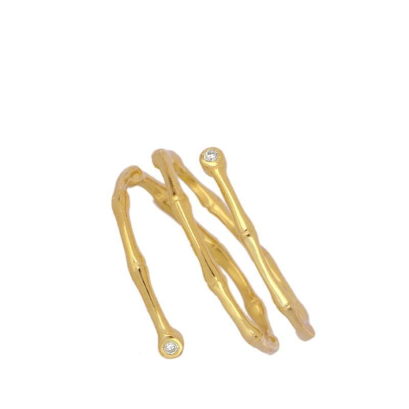 Anillo BAMBOO - jewels by agathe