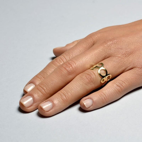 Anillo BUBBLE - jewels by agathe