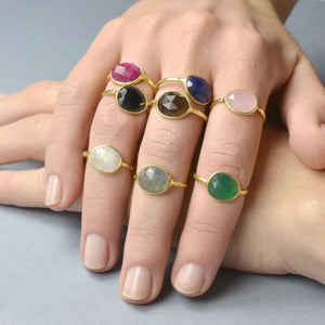 Anillo FUMÉ - jewels by agathe