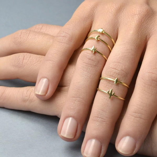 CACTI Anillo - jewels by agathe