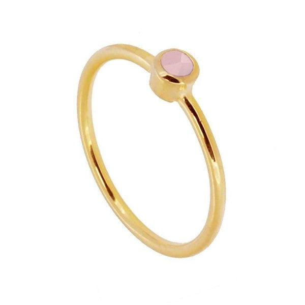 ROSE Gold Anillo - jewels by agathe