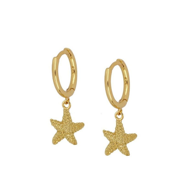 jewelsbyagathe,SEASTARS Pendientes,jewels by agathe,PENDIENTES.
