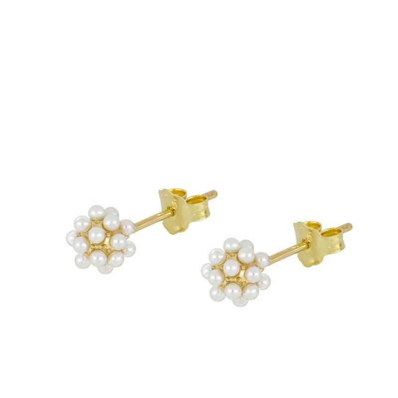 CLUSTER Pendientes - jewels by agathe