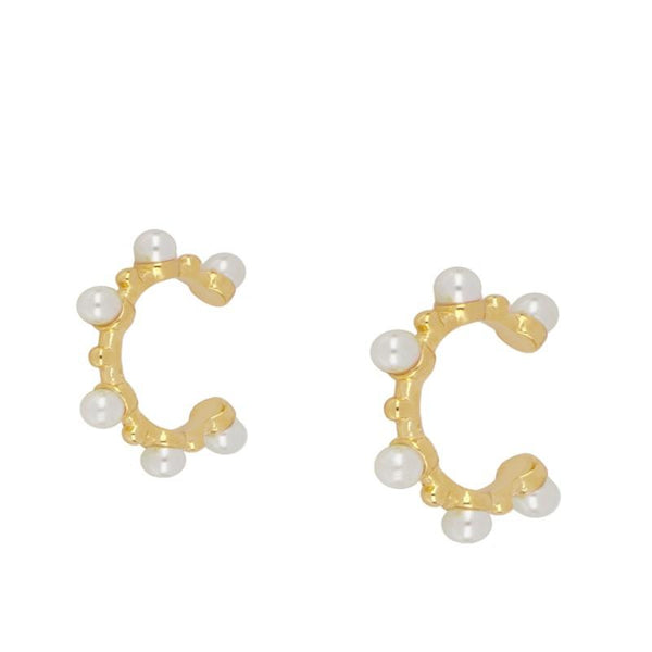 MET Earclip - jewels by agathe