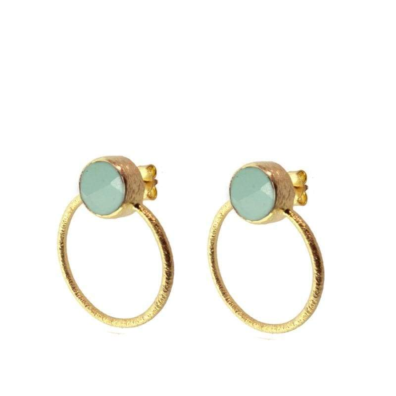 MINT Pendientes - jewels by agathe