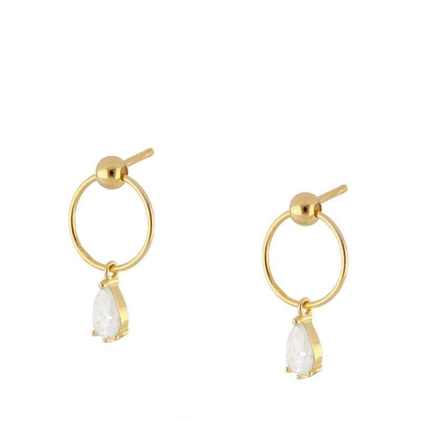 RAIN Pendientes - jewels by agathe