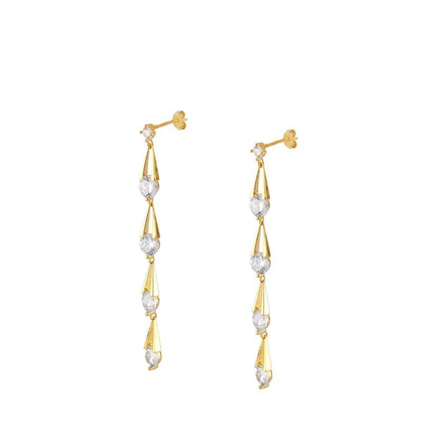 STEFANI Pendientes - jewels by agathe