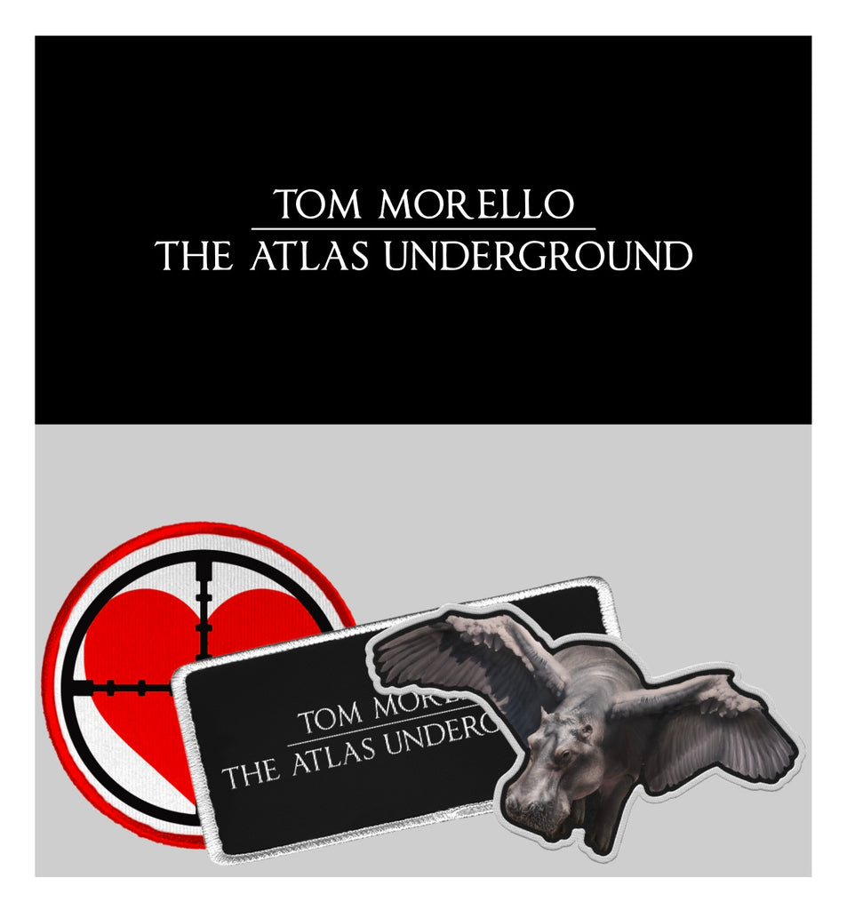 The Atlas Underground - Patch Set