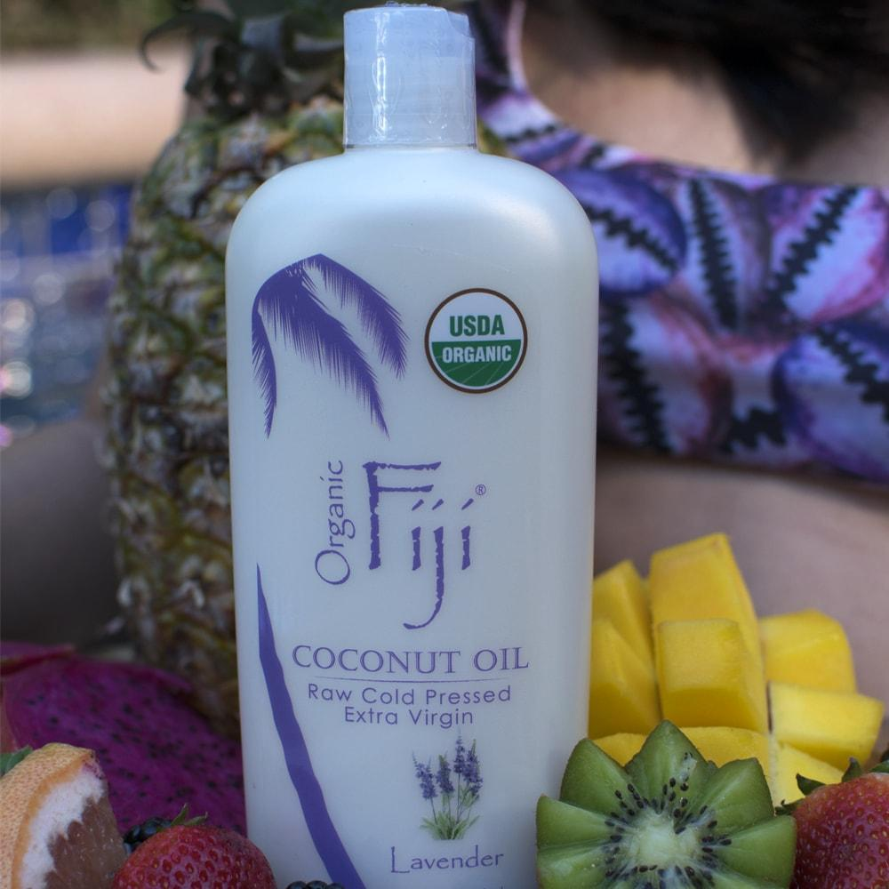 Buy Pure Organic Coconut Oil Enfused Products At Organic Fiji