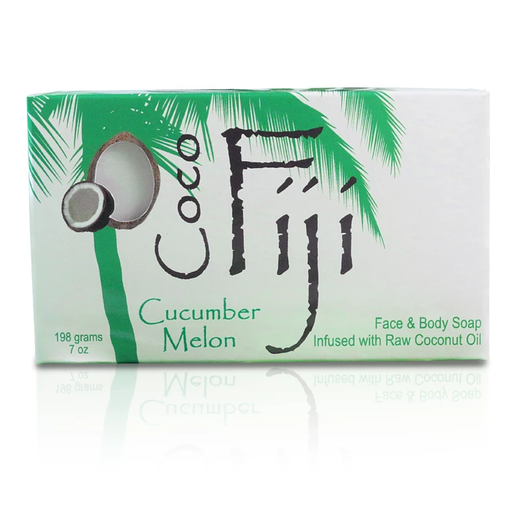 Organic Fiji's Summer Skin Kit - Infused with Organic Coconut Oil
