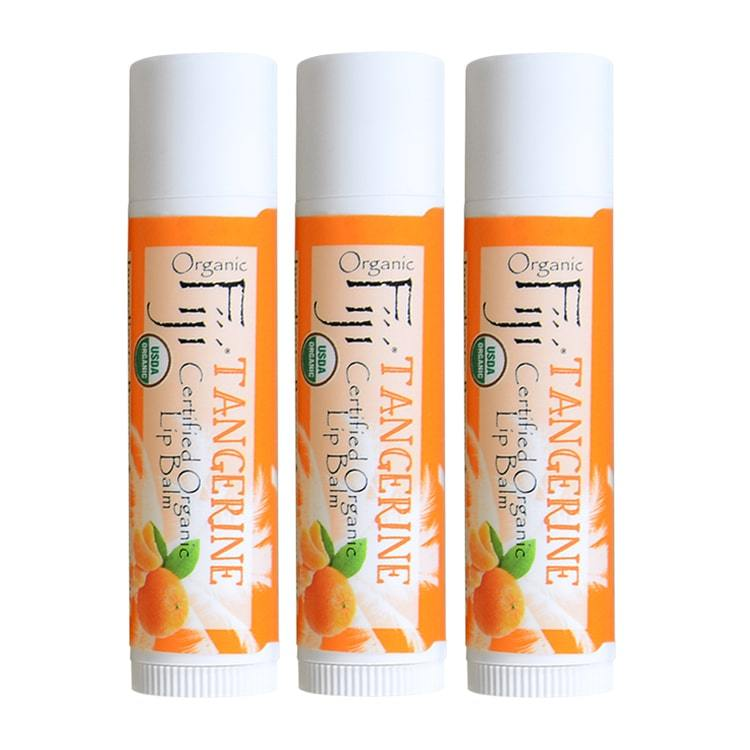 USDA Certified Coconut Oil Lip Balm (3 Pack)