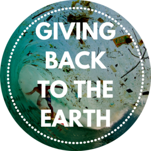 Giving Back to Earth