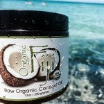 nutritional coconut oil