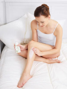 Coconut oil treatment for psoriasis and eczema