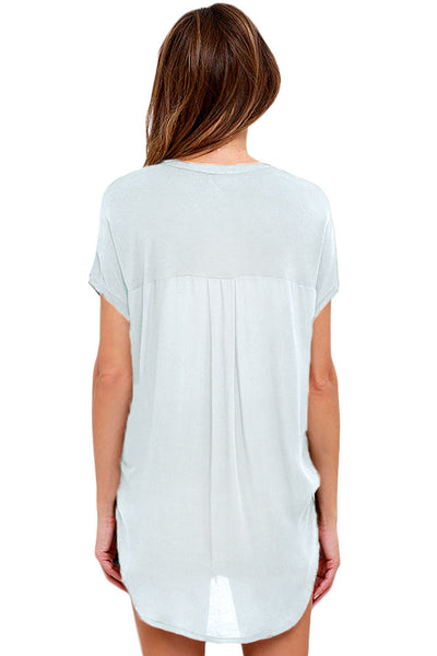 Gentle Fawn Bell Solid White Top