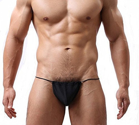 Men's Sexy Black G String