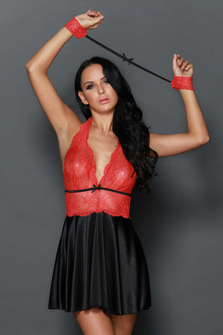 products/Red-Sheer-Lace-Bodice-3pcs-Satin-Flare-Babydoll-LC31052-3-5.jpg