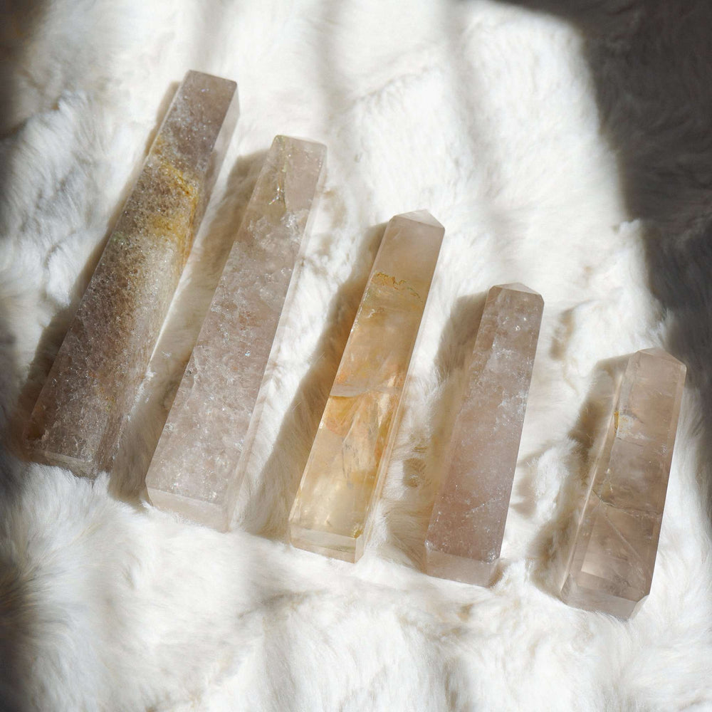 Smokey Quartz Crystals