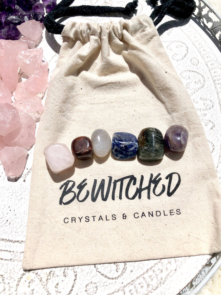 Crystals for Anxiety Kit
