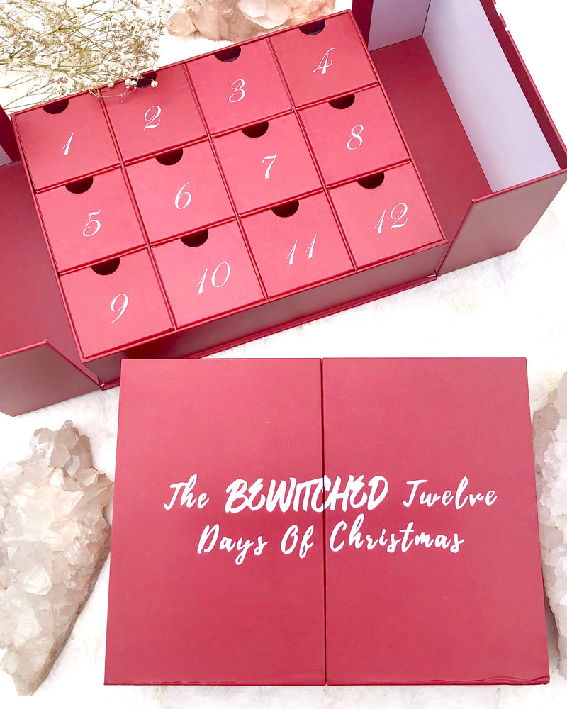 12 Days Of Christmas Gift Box