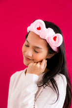 Load image into Gallery viewer, HappyMeBands Pink Love Headband