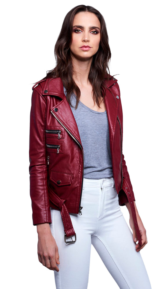 Dauntless Biker Jacket