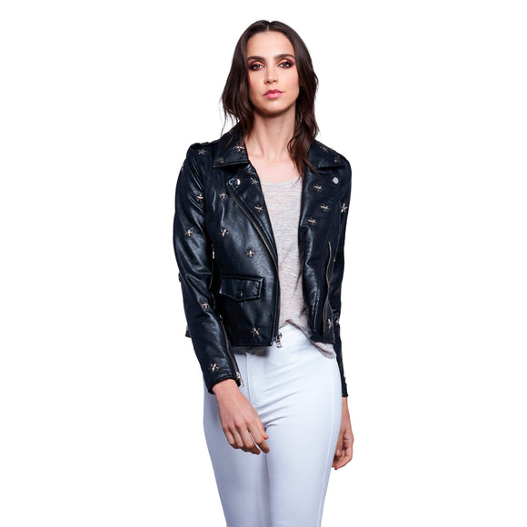 Dauntless Star Biker Jacket