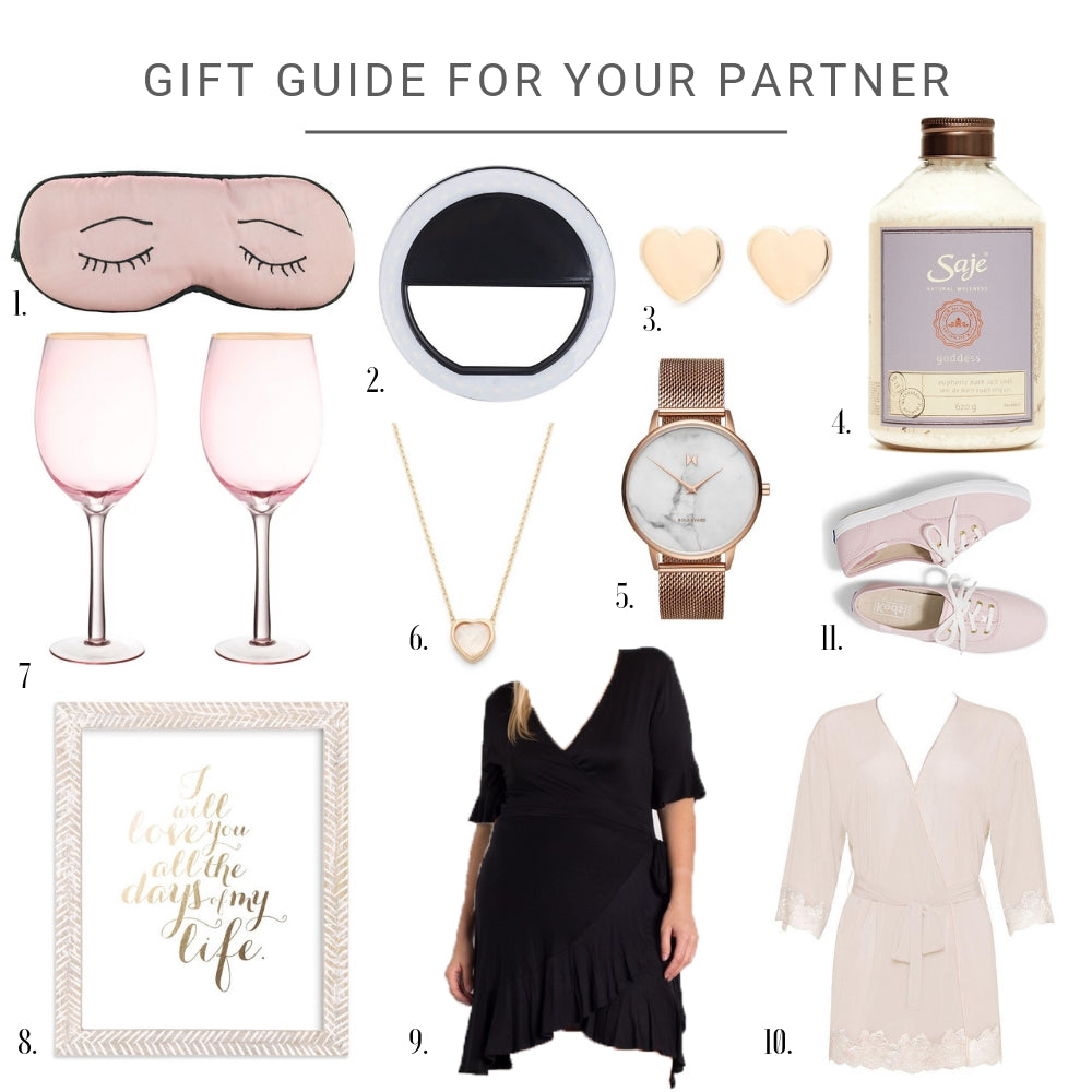 Gift Guide For Your Partner