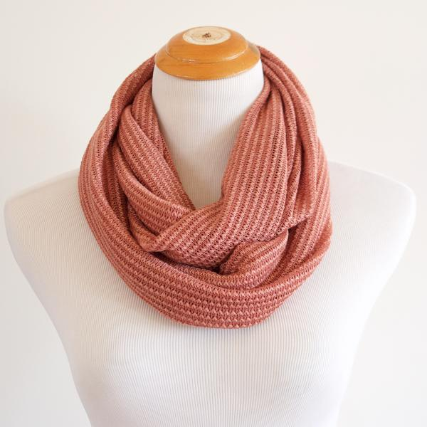 To Be Adorned Infinity Scarf
