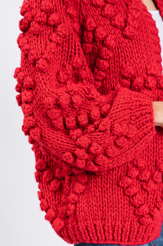Knit Your Love Cardigan