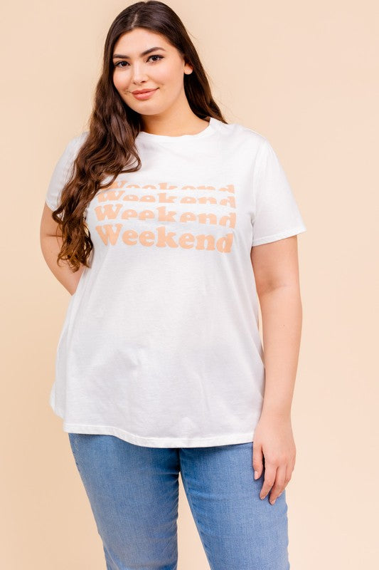 Beautifully You | Weekend Graphic Tee